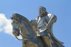 Genghis Khan Monument Stock Photos