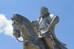 Genghis Khan Monument Stock Photos