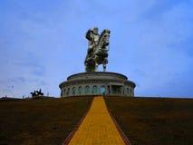 Genghis Khan Museum Royalty Free Stock Photo