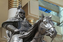 Genghis Khan National Museum Stock Photos