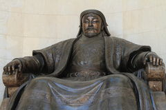 Genghis Khan National Museum Stock Photography