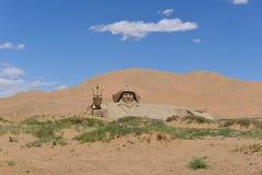 Genghis Khan Stock Image