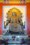 Genghis Khan Statue Royalty Free Stock Images