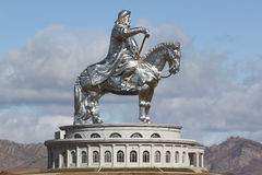 Genghiskhan Mongolia Royalty Free Stock Photo