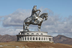 Genghiskhan, Mongolia Royalty Free Stock Images