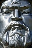 Gengis Khan royalty-vrije stock fotografie