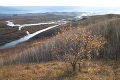 Genhe wetland Stock Image