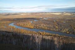 Genhe wetland Royalty Free Stock Photos
