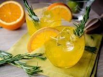 Genièvre et orange photos libres de droits