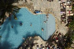 Genießen der Ferienzeit lizenzfreie stockfotografie