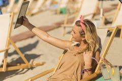 Genießen Sie die Sonne Lizenzfreies Stockfoto