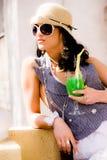 Genießen Sie am Sommertag Lizenzfreie Stockfotos