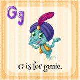 Genie Stock Photo