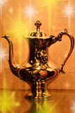 Genie lamp Royalty Free Stock Images