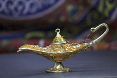 Genie Lamp Stock Photos