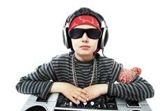 Genießen Sie Musik Lizenzfreie Stockfotografie