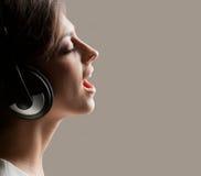 Genießen Sie zu singen Lizenzfreie Stockfotos