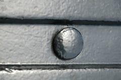Genieteter Stahl Stockbilder