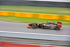 Genii F1 racing at Montreal Grand prix Stock Photos