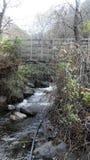 Genil河Guejar山脉 库存图片