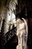 Genio del mal, Lieja, Bélgica Imagenes de archivo