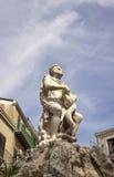 Genio di Palermo fotografie stock libere da diritti