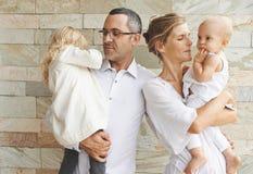 genitori amorosi Fotografia Stock Libera da Diritti