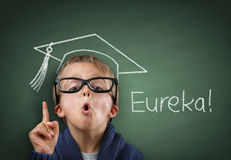 Free Genius In Education Stock Photography - 53196492