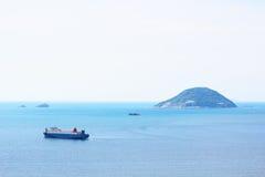 Genkai-Insel in Fukuoka, Japan Lizenzfreie Stockfotos