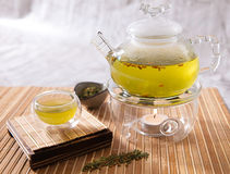Genmaicha Royalty Free Stock Photography