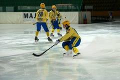 Gennady Bochkarev 88 en la acción Foto de archivo