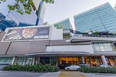 Gennaio 20,2018 alla parte anteriore del centro commerciale alto ad acquisto, città della città di Taguig Immagini Stock Libere da Diritti
