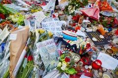 18 GENNAIO 2015 - PARIGI: Fotografie Stock Libere da Diritti