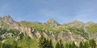 Gennargentu mountain Stock Photography