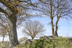 Gennargentu mountain Royalty Free Stock Photography