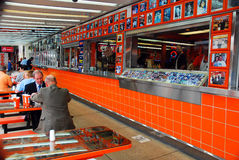 Geno's Steaks of South Philly Royalty Free Stock Images