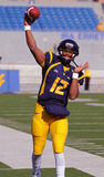 Geno Smith - WVU Quarterback Stock Images