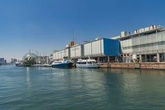 Genoa aquarium in Italy Royalty Free Stock Photography