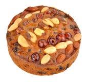 Genoa Cake Royalty Free Stock Image