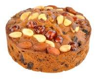 Genoa Cake Stock Image