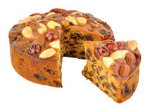 Genoa Cake Stock Photos