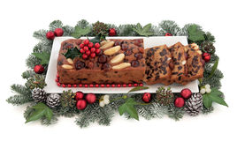 Genoa Cake Royalty Free Stock Images