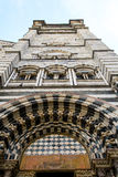 Genoa,cathedral Royalty Free Stock Image