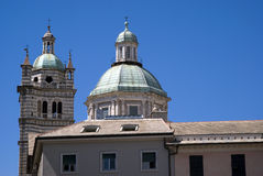 Genoa Cathedral Royalty Free Stock Image