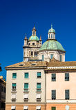 Genoa Cathedral of San Lorenzo Stock Image