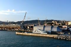 Genoa Stock Photo