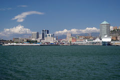Genoa, Italy Stock Photography