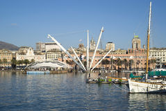 Genoa, Italy Royalty Free Stock Photography