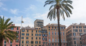 Genoa Italy Royalty Free Stock Images