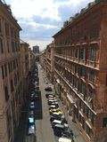 Genoa streets Stock Photography